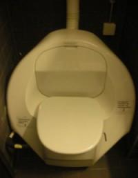 Picture 2. Naturum dry toilet