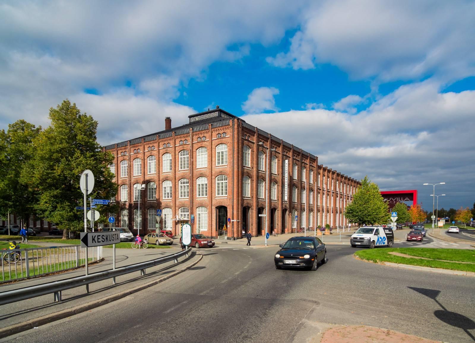 Porin yliopistokeskus