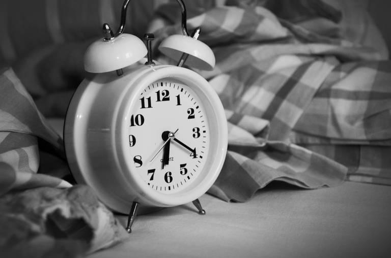 Vanhanaikainen herätyskello