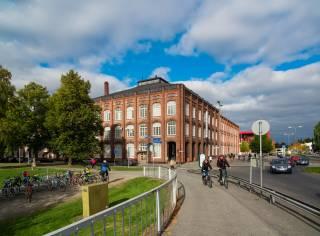 Kuva Porin yliopistokeskuksesta