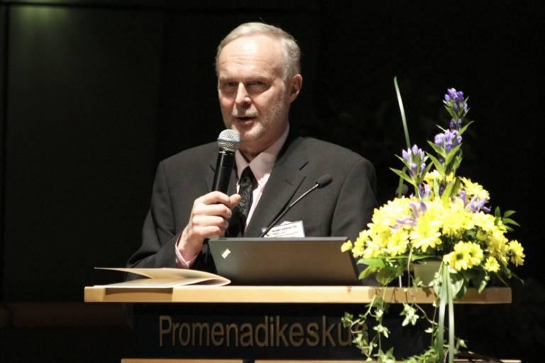 Kalle Salonen tekee yhteistyötä TTY Porin yksikön kanssa.