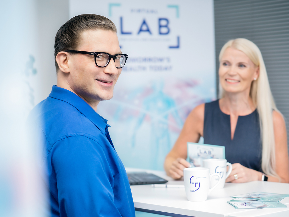 yritysyhteistyö - Sote Virtual Lab