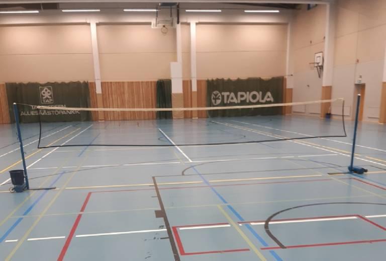 Palloiluhalli Keskusta Atalpa