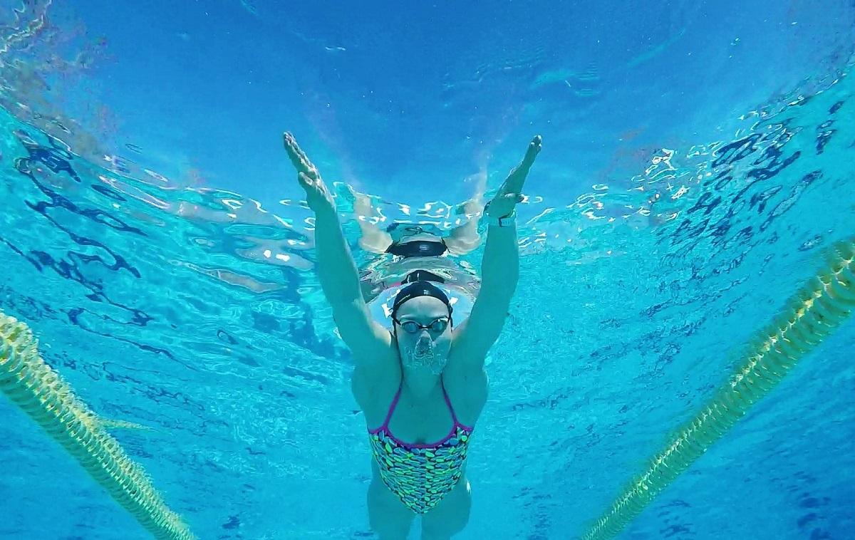 Huippu-uimari Iida Hulkko
