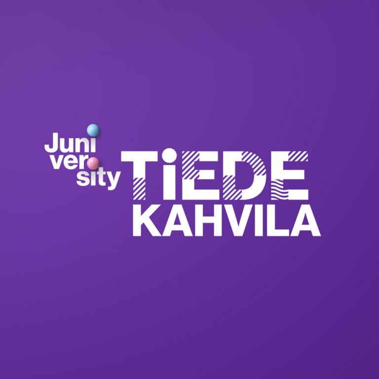 tiedekahvilan logo