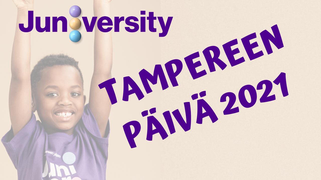 Tampereen päivän bannerikuva.